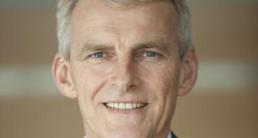 """Ralf Teckentrup freut sich über Auszeichnung für """"seine"""" Airline Condor"""
