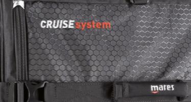 """""""Cruise System"""" – Mares bringt 3-in-1-Tauchtasche auf den Markt"""