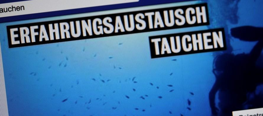 """""""Erfahrungsaustausch Tauchen"""" – Der Taucher-Treff auf Facebook"""