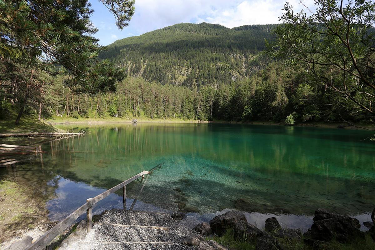 Fotostrecke – Der Samaranger See und der Fernsteinsee in Tirol