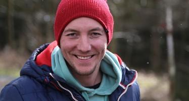 Schauspieler Dirk Moritz hatte Angst vor Wasser – und wird jetzt Tauchlehrer