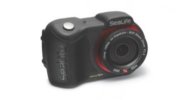 """Die Kamera """"SeaLife Micro HD"""" taucht ohne Gehäuse bis auf 60 Meter"""