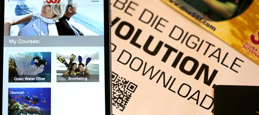 """""""Digitale Revolution"""" beim Tauchverband SSI – Und was heißt das nun?"""