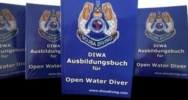 Ausbildung – DIWA stellt zwei neue Tauchlehrbücher für OWD und MSD vor