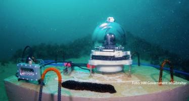 Neue Webcam – Einblicke in die Unterwasserwelt von Gibraltar