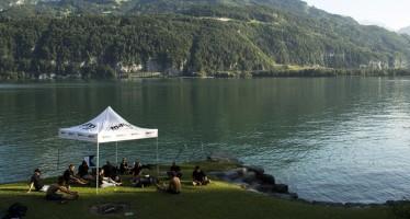 Apnea Festival am Walensee – Unter Wasser mit Rekordtauchern