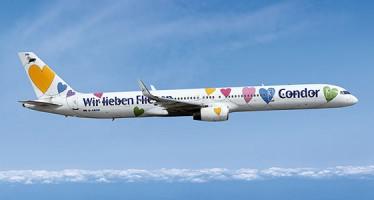 Condor laut Online-Umfrage erneut beliebteste Airline der Deutschen