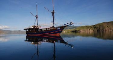 """Indonesien – Mit der """"Moana"""" auf Tauchsafari im Komodo Nationalpark"""