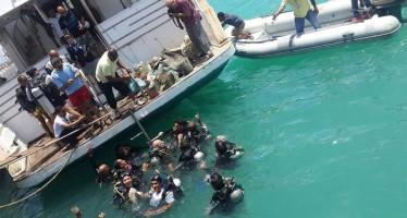 Weltrekord – Mehr als 600 Taucher säubern das Rote Meer vor Hurghada