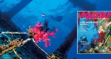 ++ Aquanaut – Ausgabe Mai / Juni 2015 ++ Jordanien ++ Mexiko ++ Schottland ++ Azoren ++ Ost-Timor ++