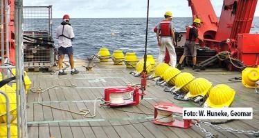 Die EU gibt 21 Millionen Euro für die Erforschung des Atlantik