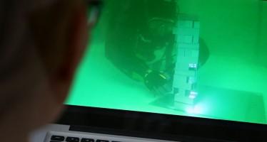Die Premiere der Unterwasser-Jenga-Meisterschaft steht bevor