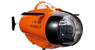 TTRobotix Seawolf – Ein ferngesteuertes U-Boot für die GoPro Actioncam