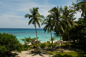 Blick auf den Strand. (Fotos: Veranstalter)