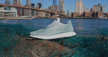 Adidas will Turnschuh aus Meeresplastik-Müll auf den Markt bringen
