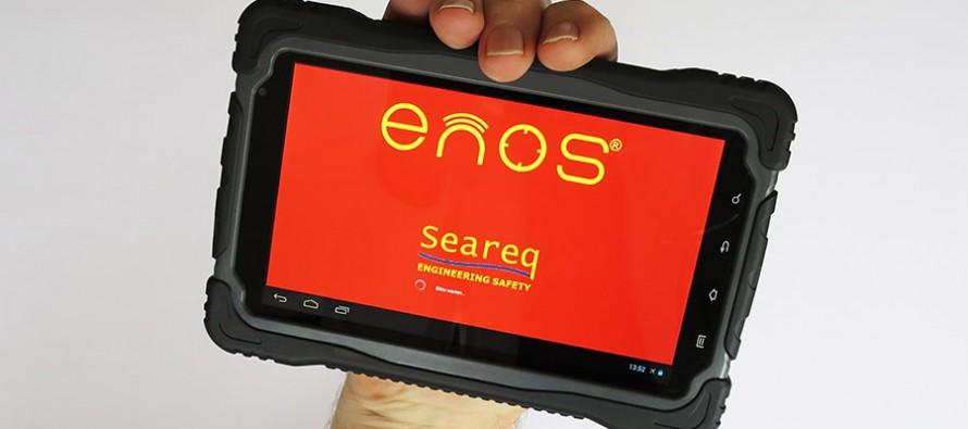 Neuer ENOS-Empfänger leitet Notrufe an Tablet-PC weiter
