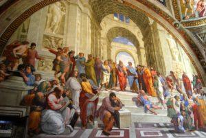 Philosophenschule Athen