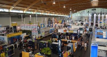 Messestände bei der Tauchmesse InterDive 2015 stark nachgefragt