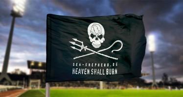 Meeresschutz – Fußballklub Carl Zeiss Jena wirbt für Sea Shepherd