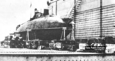 Taucher finden vermutlich 99 Jahre altes U-Boot-Wrack vor Schweden