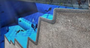 Blue Abyss – tiefster Pool der Welt zum Tauchen in England geplant
