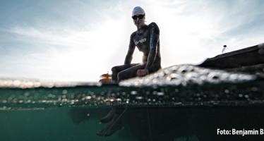 Apnoe-Sportler Jonas Krahn über die Faszination des Freitauchens