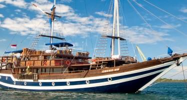 Sea Safari Cruises stattet in Indonesien Boote mit Enos-Technik aus