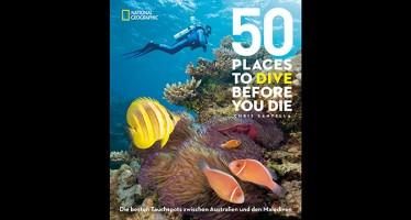 Das Magazin National Geographic kürt die 50 besten Tauchplätze der Welt