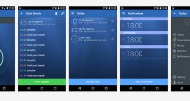 STAmina – Entwickler der Software sucht Beta-Tester für Apnoe-App