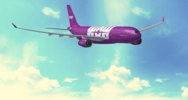 WOW air mit neuen Strecken