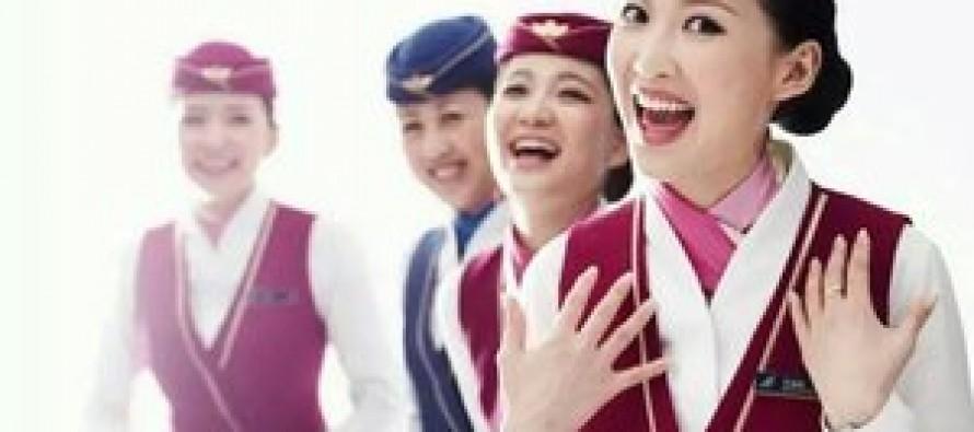 China Southern Airlines bieten besten Service