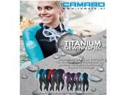 Camaro verlost Titanium-Tauchanzüge auf der BOOT