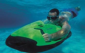 Im Seabob Jet das Great Barrier Reef entdecken