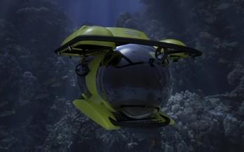 U-Boat Worx enthüllt neues Tiefsee-U-Boot für Touristen