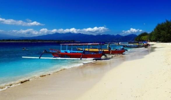 Deutsche Touristin im Bikini löst Polizeieinsatz in Indonesien aus