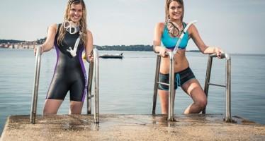 Die erste Beachwear die wärmt