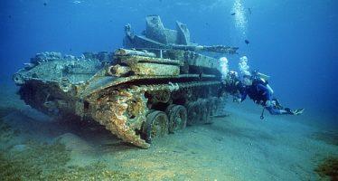 Tala Bay Dive Challenge in Jordanien mit SCUBAPRO und SeaLife