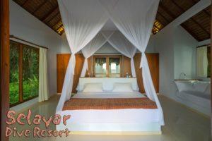 Selayar Dive Resort Neuer Bungalow
