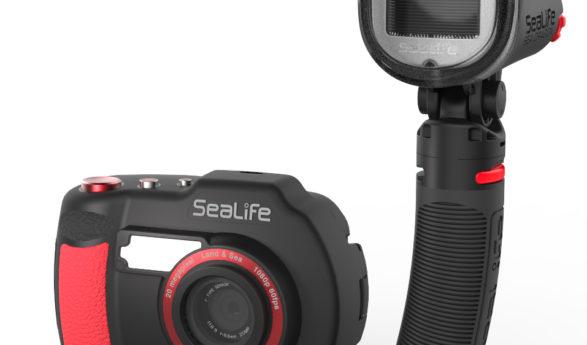 Die DC2000 von SeaLife – das Beste für beide Welten