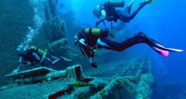 Magische Höhlen, versunkene Schiffe und Relikte