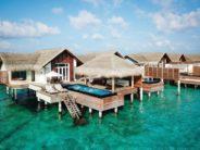 Das erste Fairmont Resort auf den Malediven mit dem ersten Unterwasser-Skulpturenmuseum