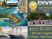 Dive Travel Awards 2018