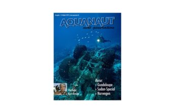 AQUANAUT next generation 2019:  GUADELOUPE – SUDAN – NORWEGEN