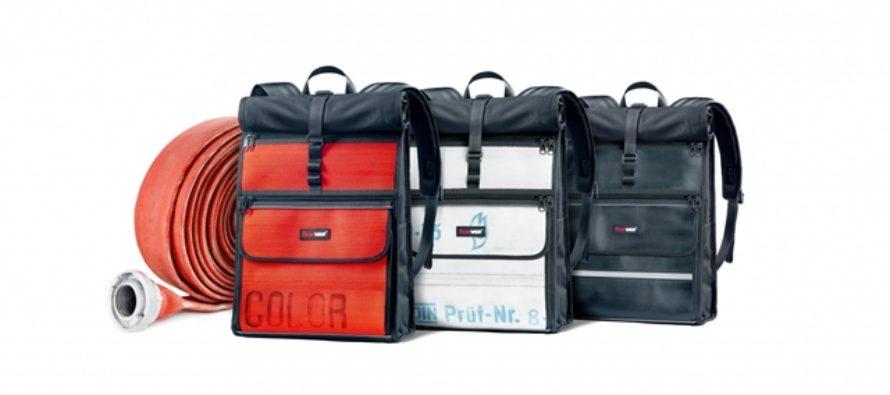 Ab sofort verfügbar: Der erste Rolltop-Rucksack von Feuerwear!