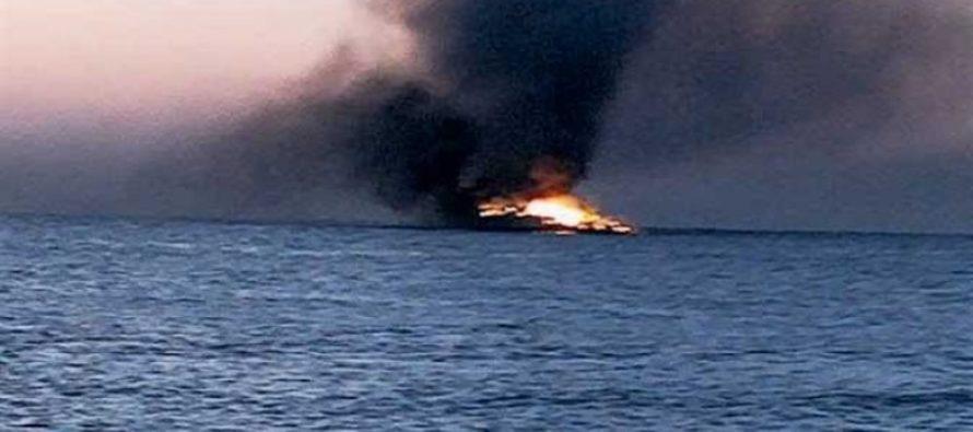 Ägypten – Feuer auf Safarischiff