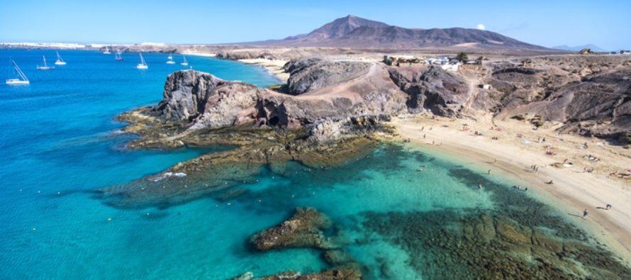 Bienvenido a Lanzarote