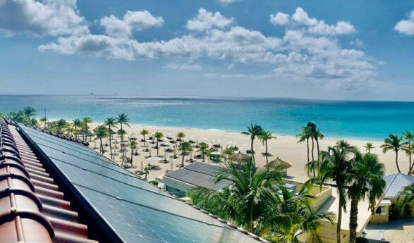 Ein klimaneutraler Aufenthalt im Bucuti & Tara Beach Resort